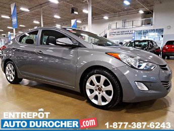 Hyundai Elantra AUTOMATIQUE - AIR CLIMATISÉ - TOIT OUVRANT 2012