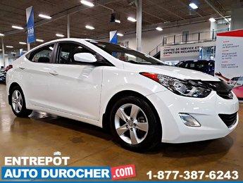 Hyundai Elantra GLS - AUTOMATIQUE - TOIT OUVRANT  - AIR CLIMATISÉ 2013