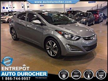 2014 Hyundai Elantra AUTOMATIQUE TOUT ÉQUIPÉ JANTES