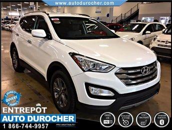 2013 Hyundai Santa Fe PREMIUM AUTOMATIQUE TOUT ÉQUIPÉ BLUETOOTH AWD