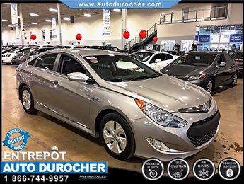 2013 Hyundai Sonata Hybrid HYBRID TOUT ÉQUIPÉ SIÈGES CHAUFFANTS BLUETOOTH