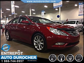 Hyundai Sonata AUTOMATIQUE TOUT ÉQUIPÉ TOIT OUVRANT CUIR 2013