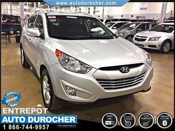 2013 Hyundai Tucson GLS TOUT ÉQUIPÉ JANTES SIÈGES CHAUFFANTS BLUETOOTH