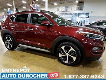 2017 Hyundai Tucson AWD AUTOMATIQUE, AIR CLIMATISÉ, TOIT OUVRANT, CUIR