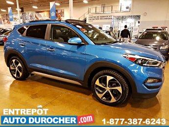2017 Hyundai Tucson SE AWD - TOIT OUVRANT - Caméra de Recul - Cuir