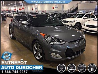 2013 Hyundai Veloster TECH NAVIGATION CAMÉRA BLUETOOTH TOUT ÉQUIPÉ