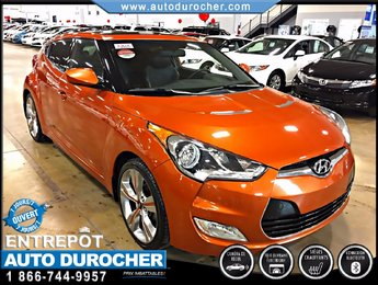 2013 Hyundai Veloster TECH - NAVIGATION - Toit Ouvrant -  A/C