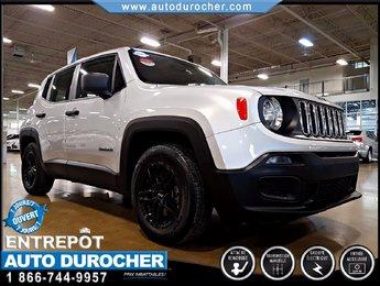 Jeep Renegade SPORT - JANTES - GROUPE ÉLECTRIQUE 2015