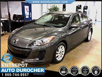2013 Mazda Mazda3 GS-SKY AUTOMATIQUE TOUT ÉQUIPÉ JANTES