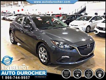 Mazda Mazda3 GX TOUT ÉQUIPÉ AIR CLIMATISÉ BLUETOOTH 2014