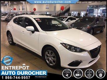 Mazda Mazda3 GX-SKY AUTOMATIQUE AIR CLIMATISÉ BLUETOOTH 2014
