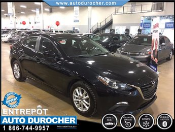 Mazda Mazda3 GS-SKY TOUT ÉQUIPÉ SIÈGES CHAUFFANTS CAMÉRA RECUL 2014