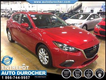 2014 Mazda Mazda3 GS-SKY, AUTOMATIQUE, TOUT ÉQUIPÉ, CAMÉRA DE RECUL