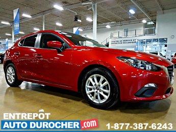 Mazda Mazda3 GS-SKY - AUTOMATIQUE - AIR CLIMATISÉ - CAMÉRA 2014