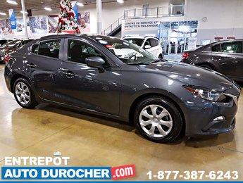 Mazda Mazda3 GX AUTOMATIQUE - AIR CLIMATISÉ - GROUPE ÉLECTRIQUE 2015