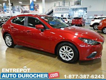 2015 Mazda Mazda3 GS SPORT AUTOMATIQUE, NAVIGATION, CAMÉRA DE RECUL