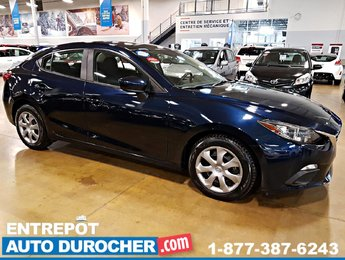 2015 Mazda Mazda3 GX - SPORT - GROUPE ÉLECTRIQUE