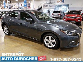 2015 Mazda Mazda3 GX - AIR CLIMATISÉ - Groupe Électrique