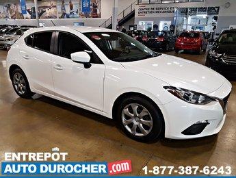 2015 Mazda Mazda3 GX - Groupe Électrique - HATCHBACK