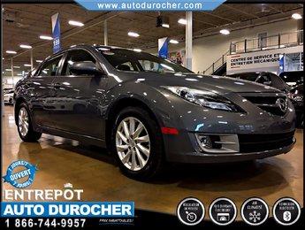 Mazda Mazda6 GS - AUTOMATIQUE - AIR CLIMATISÉ - TOIT OUVRANT 2011
