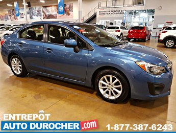 Subaru Impreza AWD 2.0i TOURING AIR CLIMATISÉ, CAMÉRA DE RECUL 2014