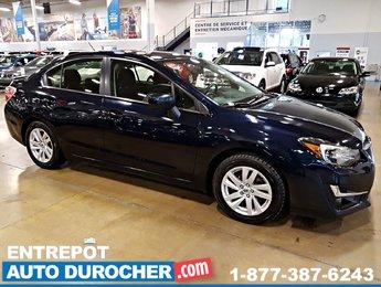 2015 Subaru Impreza 2.0L AWD - AIR CLIMATISÉ - CAMÉRA DE RECUL