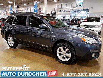 2014 Subaru Outback 2.5i Premium AWD - Automatique - AIR CLIMATISÉ