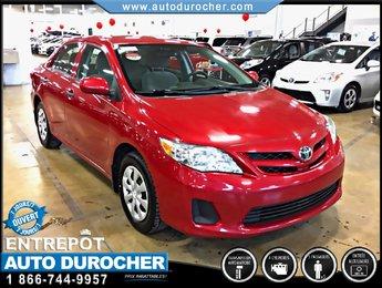 2012 Toyota Corolla CE AUTOMATIQUE FINANCEMENT DISPONIBLE