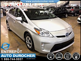 2013 Toyota Prius AUTOMATIQUE HYBRIDE TOUT ÉQUIPÉ CAMERA RECUL