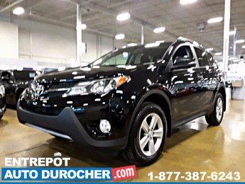 Toyota RAV4 XLE - AUTOMATIQUE - AIR CLIMATISÉ - TOIT OUVRANT 2014