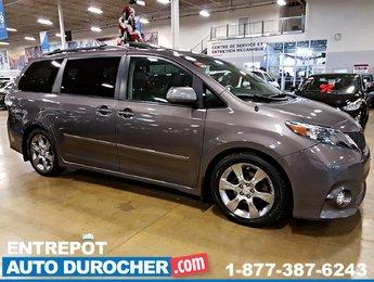 2011 Toyota Sienna SE AUTOMATIQUE - 8 PASSAGERS - TOIT OUVRANT
