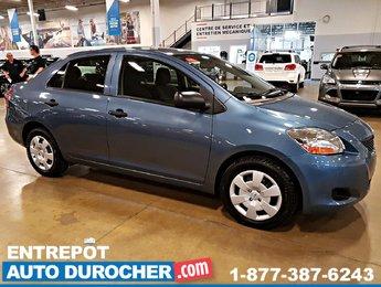 2011 Toyota Yaris Automatique - Économique