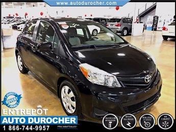 Toyota Yaris LE AUTOMATIQUE TOUT ÉQUIPÉ BAS KILOMÉTRAGE 2012