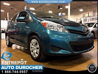 2012 Toyota Yaris LE- HATCHBACK - AIR CLIMATISÉ