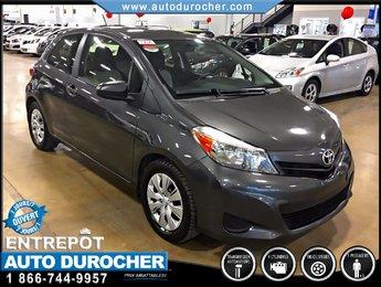 2013 Toyota Yaris CE AUTOMATIQUE FINANCEMENT DISPONIBLE ÉCONOMIQUE