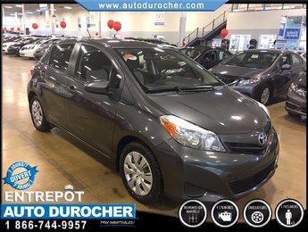 2013 Toyota Yaris LE HATCHBACK GROUPE ÉLECTRIQUE