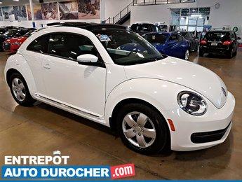 2014 Volkswagen Beetle Coupe TDI TOIT OUVRANT - Automatique - AIR CLIMATISÉ