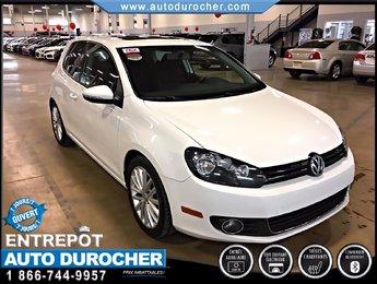 Volkswagen Golf CONFORTLINE  TOUT ÉQUIPÉ JANTES  TOIT OUVRANT 2012