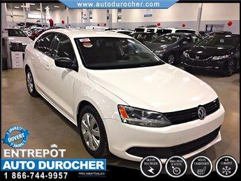 Volkswagen Jetta Sedan TRENDLINE TOUT ÉQUIPÉ SIÈGES CHAUFFANTS 2012