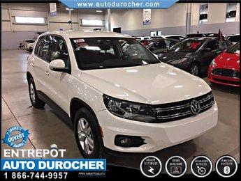 Volkswagen Tiguan TRENDLINE AUTOMATIQUE BLUETOOTH 2013