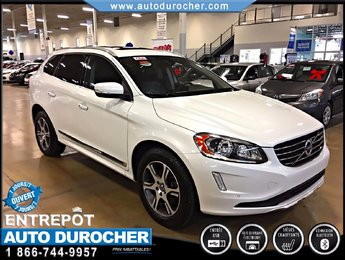 Volvo XC60 T6 AUTOMATIQUE AWD CUIR TOIT OUVRANT 2014