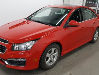 Chevrolet Cruze 2015 1LT