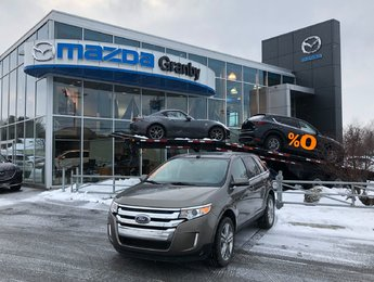 Ford Edge 2013 AWD* LIMITED*GPS*TOIT PANO*CUIR*HAYON ELECT*