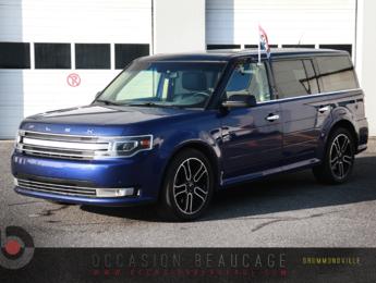 Ford Flex 2014 LIMITED ECOBOOST AWD - GPS/NAV + CUIR + TOIT!!