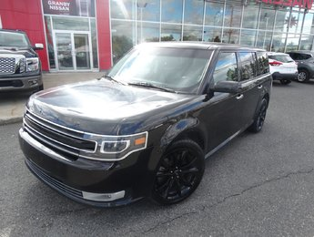 Ford Flex 2017 LIMITED/7 PASSAGERS/4X4/CUIR/NAVIGATION GPS/