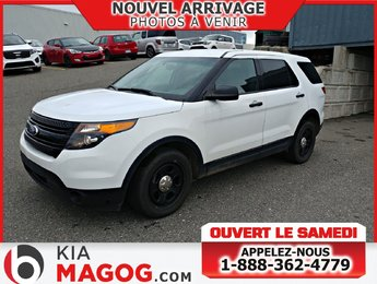 Ford Utility Police Interceptor 2013 BASE / INTERCEPTOR POLICE PACK