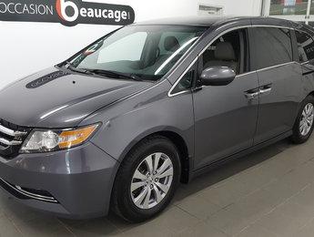 Honda Odyssey 2016 EX, 8places, caméra recul, portes électriques