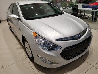 Hyundai Sonata Hybrid 2015 BASE
