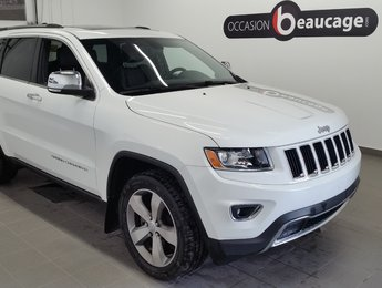 Jeep Grand Cherokee 2014 LIMITED 4x4 ROUES 20