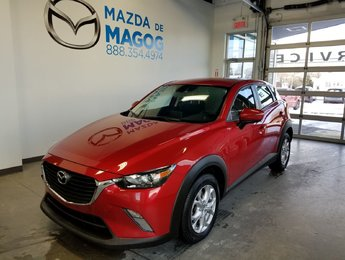 Mazda CX-3 2017 39 000KM GS AWD ECRAN TACTILE CLIMATISEUR